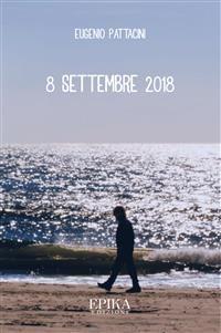 Cover 8 settembre 2018
