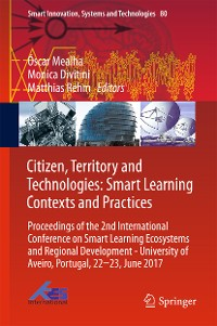 Cover Citizen, Territory and Technologies: Smart Learning Contexts and Practices