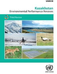 Cover Environmental Performance Review: Kazakhstan