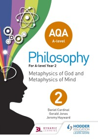 Cover AQA A-level Philosophy Year 2