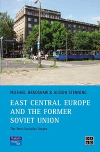 Cover East Central Europe and the former Soviet Union
