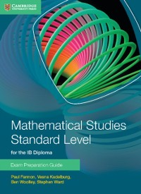 Cover Mathematical Studies Standard Level for the IB Diploma