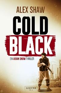 Cover COLD BLACK