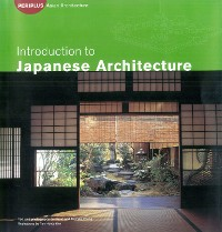 Cover Introduction to Japanese Architecture