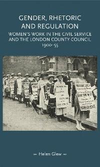 Cover Gender, rhetoric and regulation