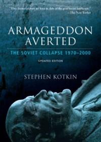 Cover Armageddon Averted