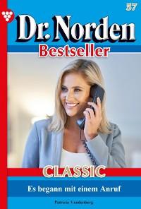 Cover Dr. Norden Bestseller Classic 57 – Arztroman