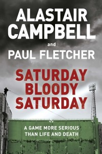 Cover Saturday Bloody Saturday
