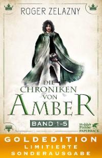 Cover Die Chroniken von Amber