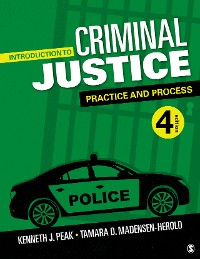 Cover Introduction to Criminal Justice