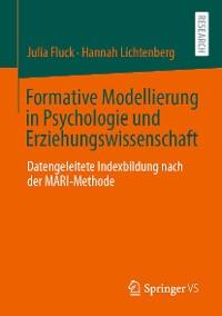 Cover Formative Modellierung in Psychologie und Erziehungswissenschaft