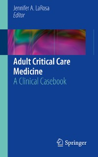 Cover Adult Critical Care Medicine