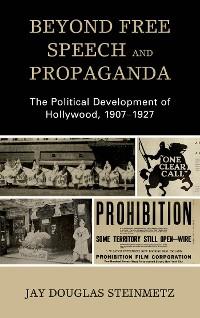 Cover Beyond Free Speech and Propaganda