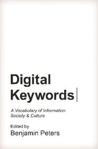 Cover Digital Keywords