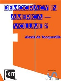 Cover Democracy in America — Volume 2