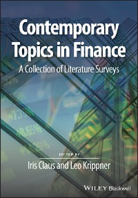Cover Contemporary Topics in Finance