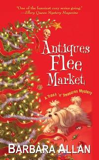 Cover Antiques Flee Market