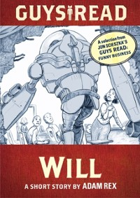 Cover Guys Read: Will