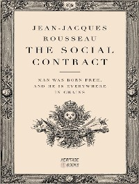 Cover The Social Contract and Discourses