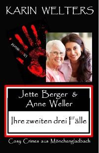 Cover Jette Berger und Anne Weller