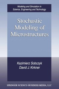 Cover Stochastic Modeling of Microstructures