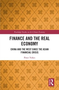 Cover Finance and the Real Economy