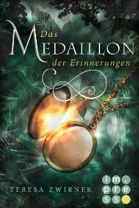 Cover Das Medaillon der Erinnerungen