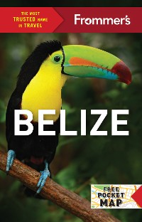 Cover Frommer's Belize