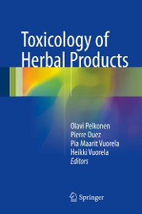 Cover Toxicology of Herbal Products