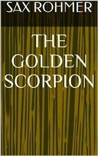 Cover The Golden Scorpion