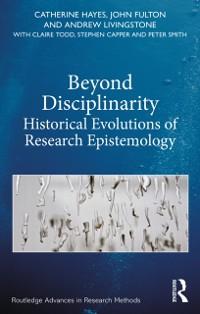 Cover Beyond Disciplinarity