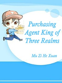 Cover Purchasing Agent King of Three Realms