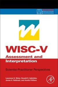 Cover WISC-V Assessment and Interpretation