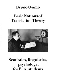 Cover Basic notions of translation theory