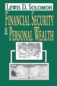 Cover Financial Security and Personal Wealth