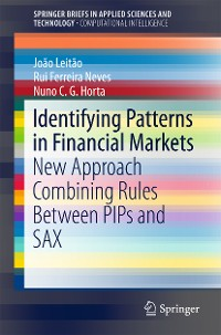 Cover Identifying Patterns in Financial Markets