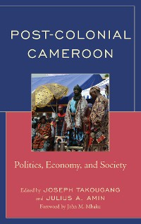 Cover Post-Colonial Cameroon