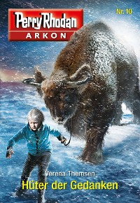 Cover Arkon 10: Hüter der Gedanken