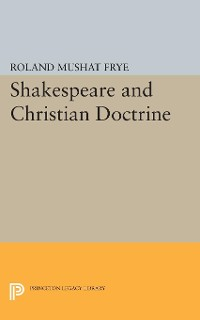 Cover Shakespeare and Christian Doctrine