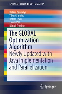 Cover The GLOBAL Optimization Algorithm