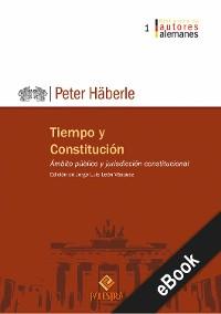 Cover Tiempo y Constitución