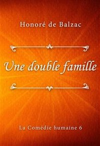 Cover Une double famille