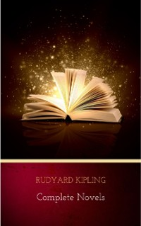Cover Rudyard Kipling: The Complete Novels and Stories (Book Center)