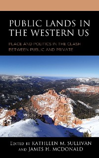 Cover Public Lands in the Western US