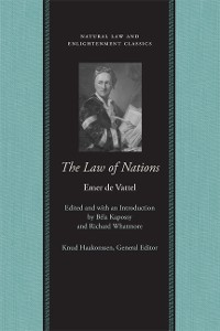 Cover The Law of Nations