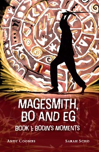 Cover The Magesmith Book 1