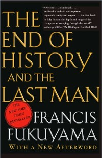 Cover End of History and the Last Man
