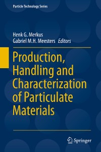 Cover Production, Handling and Characterization of Particulate Materials