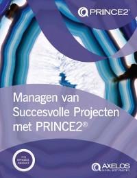 Cover Managen van Succesvolle Projecten met PRINCE2