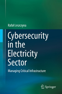 Cover Cybersecurity in the Electricity Sector